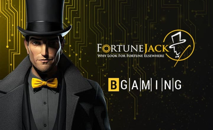 "FortuneJack and BGaming to Bring ""Fresh Style of Online Gaming"" Through Provably Fair Games"