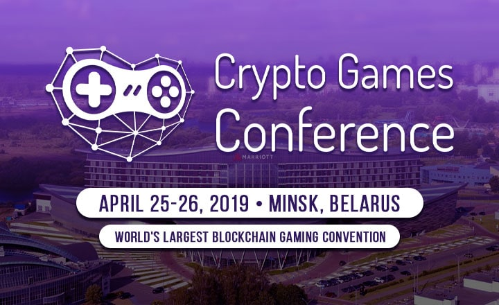 Biggest Crypto Gaming Summit Returns to Belarus in Crypto Games Conference 2019