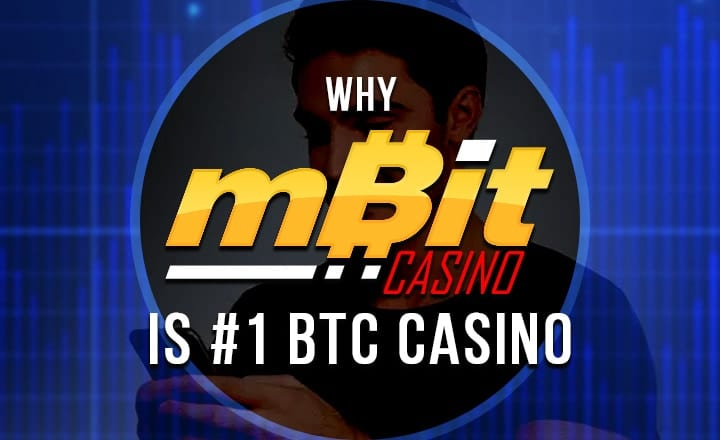 10 Convincing Reasons Why mBit Casino Is Your #1 Bitcoin Casino