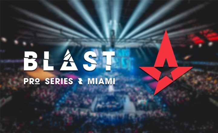 BLAST Pro Series Sao Paulo Champ Astralis Looks to Repeat Victory in Miami