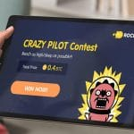 Rocket.run Will Give Away 0.4 BTC in CRAZY PILOT Contest