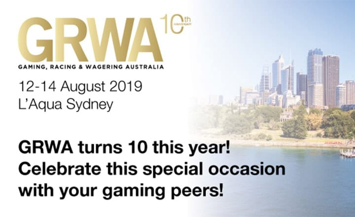 Gaming, Racing & Wagering Australia 2019