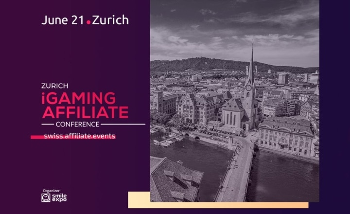 Want to Know How to Grow Online Gaming Business? Attend 1st Zurich iGaming Affiliate Conference