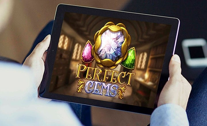 Play'n GO's Perfect Gems Slot Boasts 21,609 Ways to Win