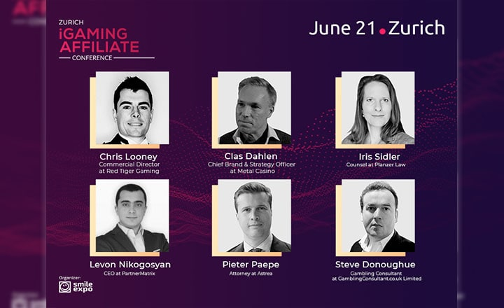 5 Panel Discussions at Zurich iGaming Affiliate Conference: What Will Experts Talk About?