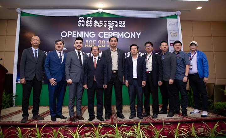 2nd Edition of AGE Cambodia a Resounding Success in Sihanoukville