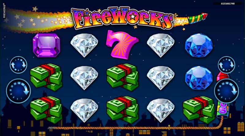 Fireworks - Realistic Games