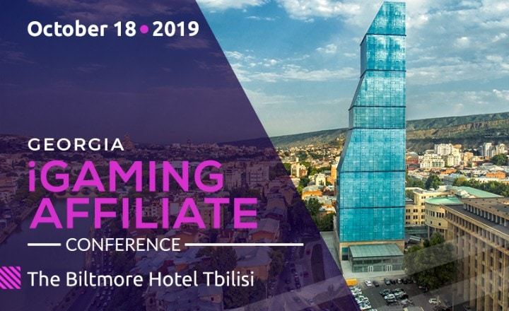 Georgia iGaming Affiliate Conference 2019