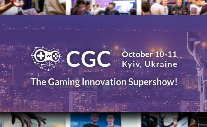 Five Valuable Reasons to Attend CGC!