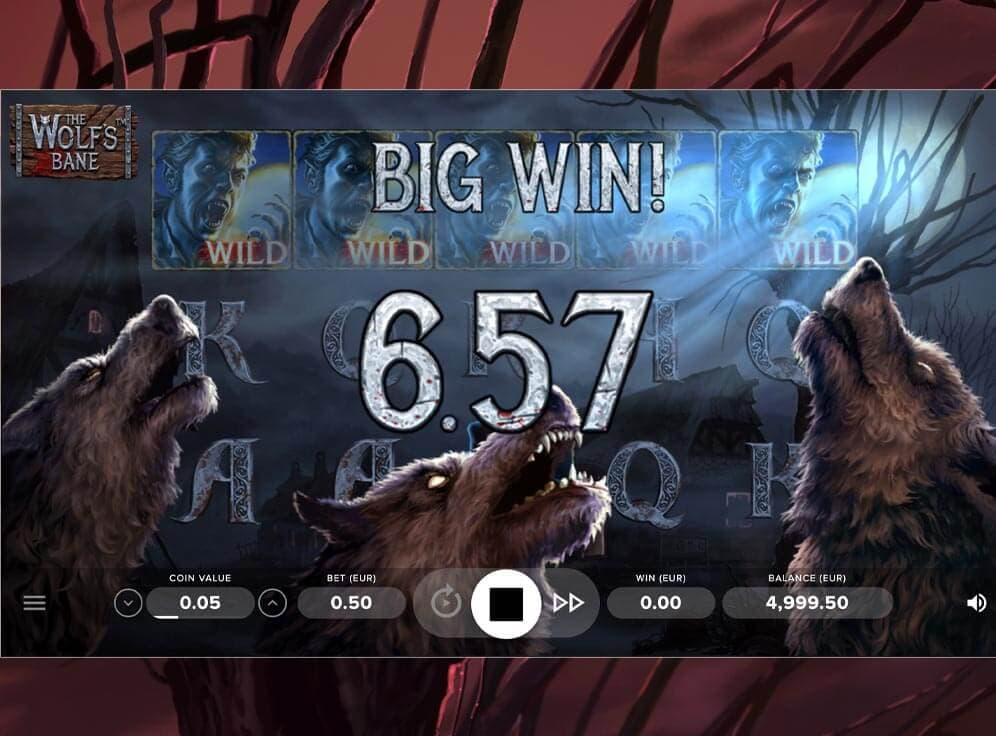 The Wolf's Bane Slot #1