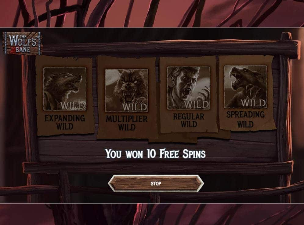 The Wolf's Bane Slot #3