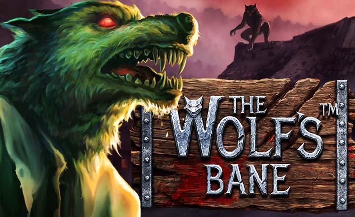 NetEnt Brings 4 Wild Features to The Wolf's Bane Slot