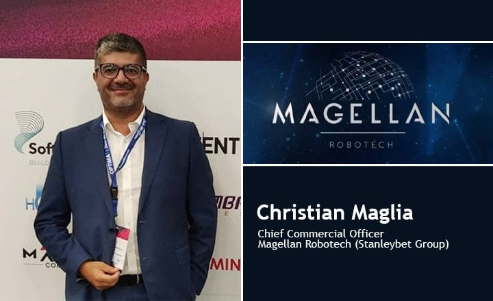 Magellan Robotech CCO on New Tech & LATAM Gaming Markets