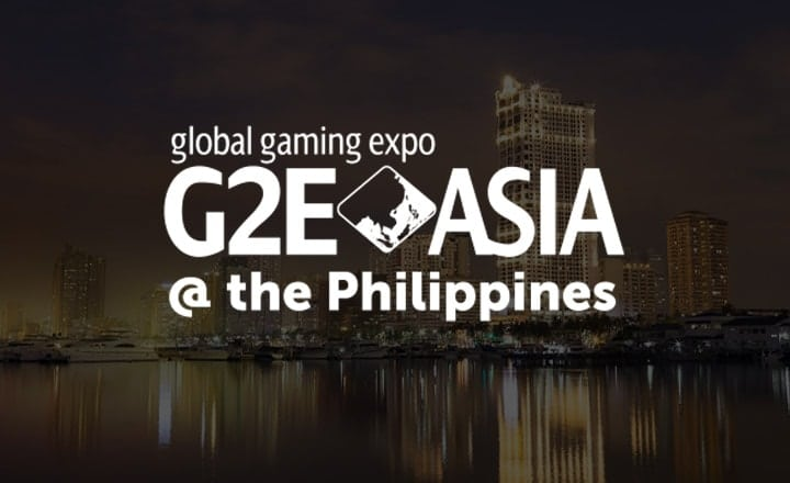 G2E Asia @ the Philippines Announces Program Highlights