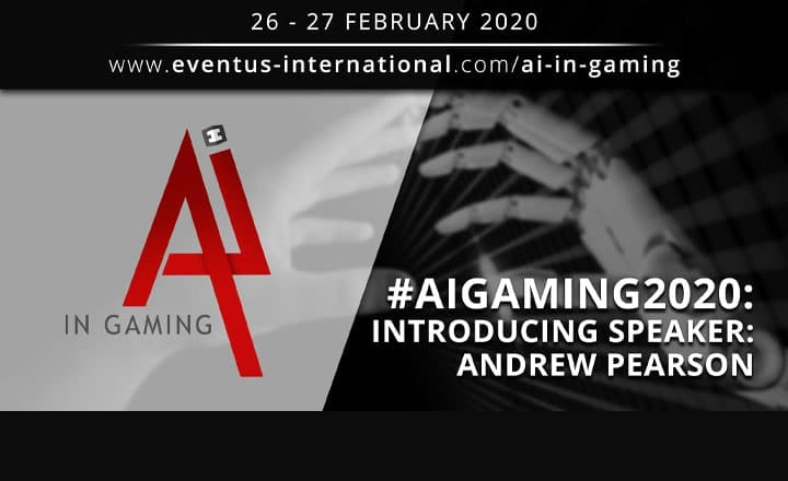 Introducing AI In Gaming 2020 Speaker: Andrew Pearson