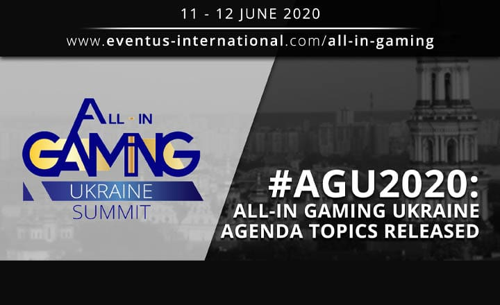 All-in Gaming Ukraine 2020 Opens Call for Speakers