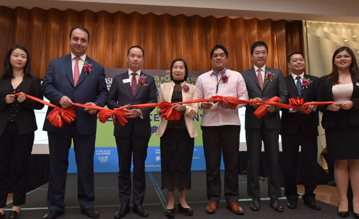 G2E Asia @ the Philippines Opens Today