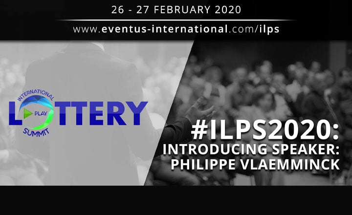 Introducing ILPS 2020 Speaker: Philippe Vlaemminck