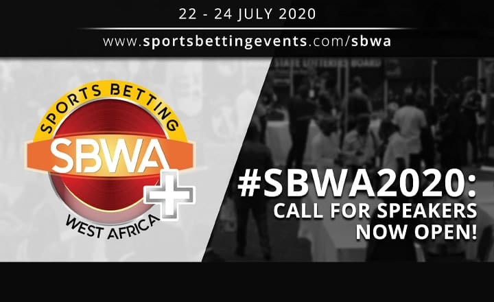 Sports Betting West Africa+ 2020 Opens Call for Speakers