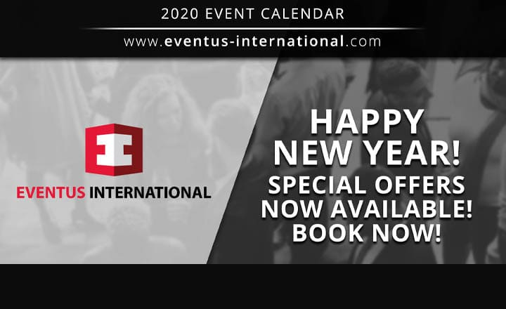 Kick off 2020 With Great Offers From Eventus International