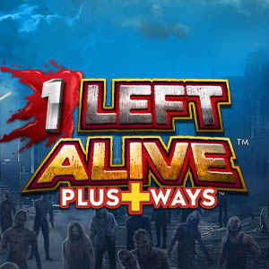 1 Left Alive Slot Logo
