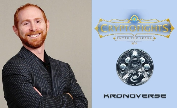 Interview with Adam Kling: CEO of Kronoverse Platform Standing Behind CryptoFights.io