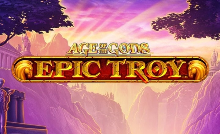 Playtech's Age of the Gods Slot Series Adds a New Troy-Inspired Title