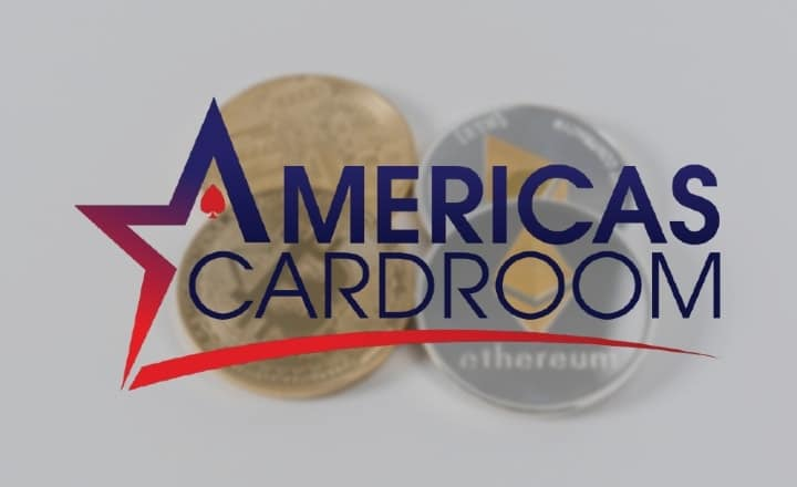 Americas Cardroom Raises the Bar for Bitcoin and Cryptocurrency Deposits and Withdrawals