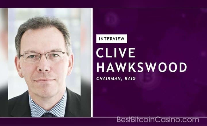 Interview with RAIG Chairman Clive Hawkswood