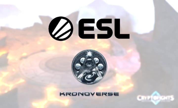 Kronoverse Partners with World's Largest Esports Company