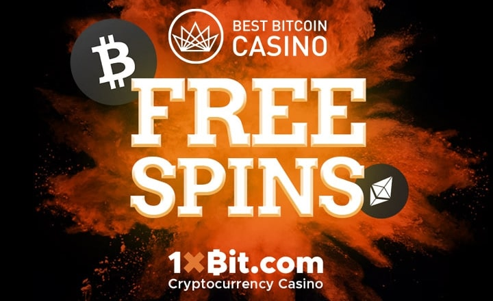 1xBit Gives Free Spins, First Deposit Bonus Thru BestBitcoinCasino Promo Codes