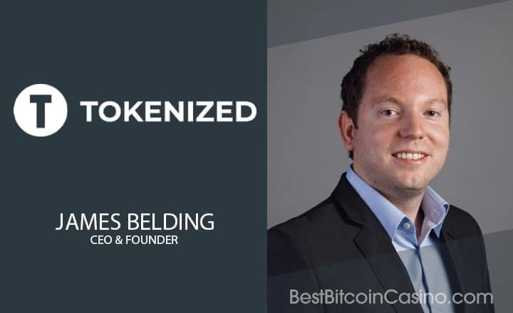 Tokenized CEO James Belding Explains BSV's Value in iGaming