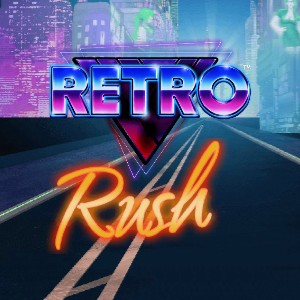 Retro Rush Logo
