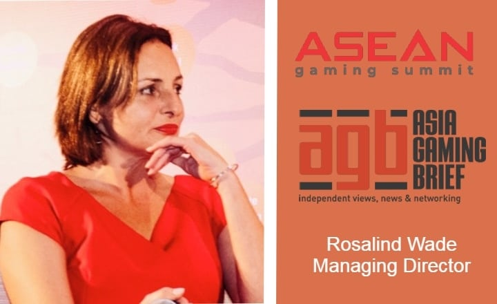 Interview with Asia Gaming Brief Managing Director Rosalind Wade