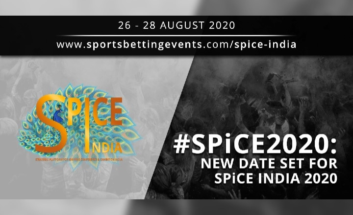 New Date Set for SPiCE India 2020