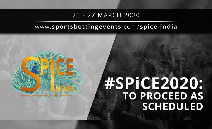 SPICE India 2020 to Continue as Scheduled on 25-27 March 2020