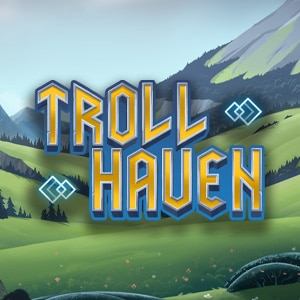 Troll Haven Slot Logo