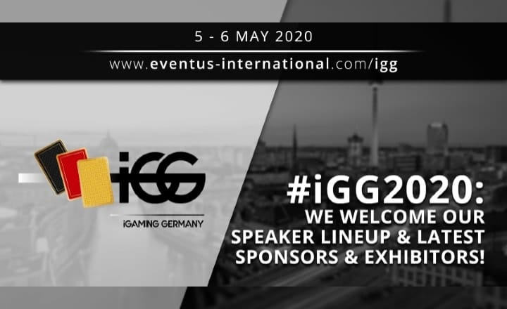 iGG 2020 Welcomes Speaker Lineup, Latest Sponsors, and Exhibitors