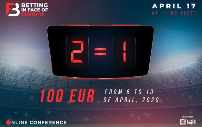 Betting in face of COVID-19: Key Benefits of the Online Conference on Betting Business During the Pandemic
