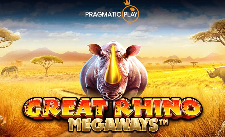 Pragmatic Play Announces Great Rhino: MegaWays Slot