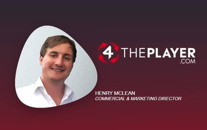 Interview with Henry McLean, Commercial & Marketing Director