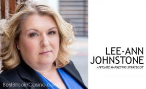 Interview with Lee-Ann Johnstone, Affiliate Marketing Strategist