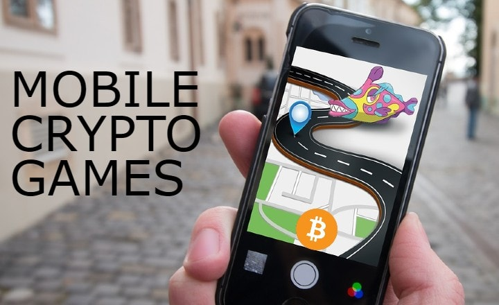 Top 5 Mobile Cryptocurrency Games