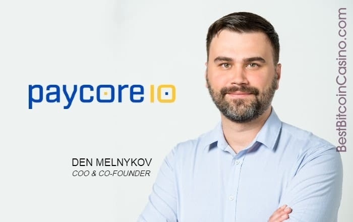 Interview with Den Melnykov, COO & Co-Founder of PayCore.io