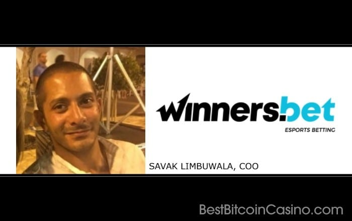Interview with Savak Limbuwala, Chief Operating Officer at Winners.Bet
