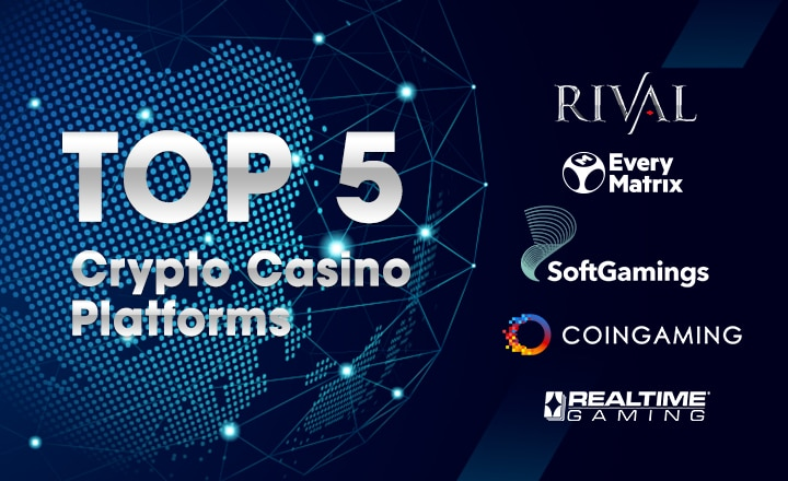 Top 5 Crypto Casino Platforms News