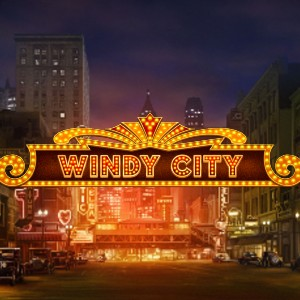 Windy City Slot Logo