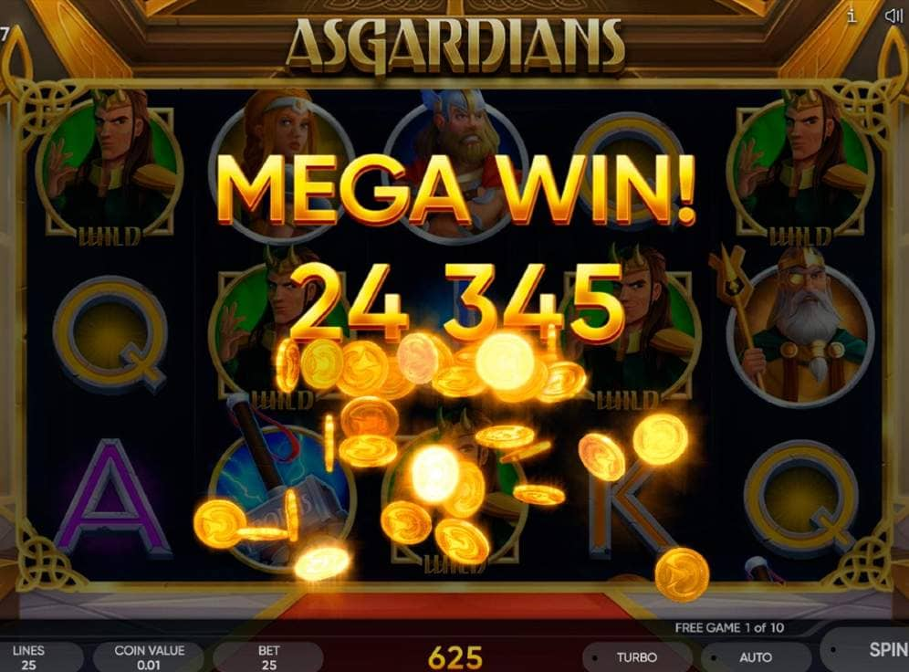 Asgardians Slot #2