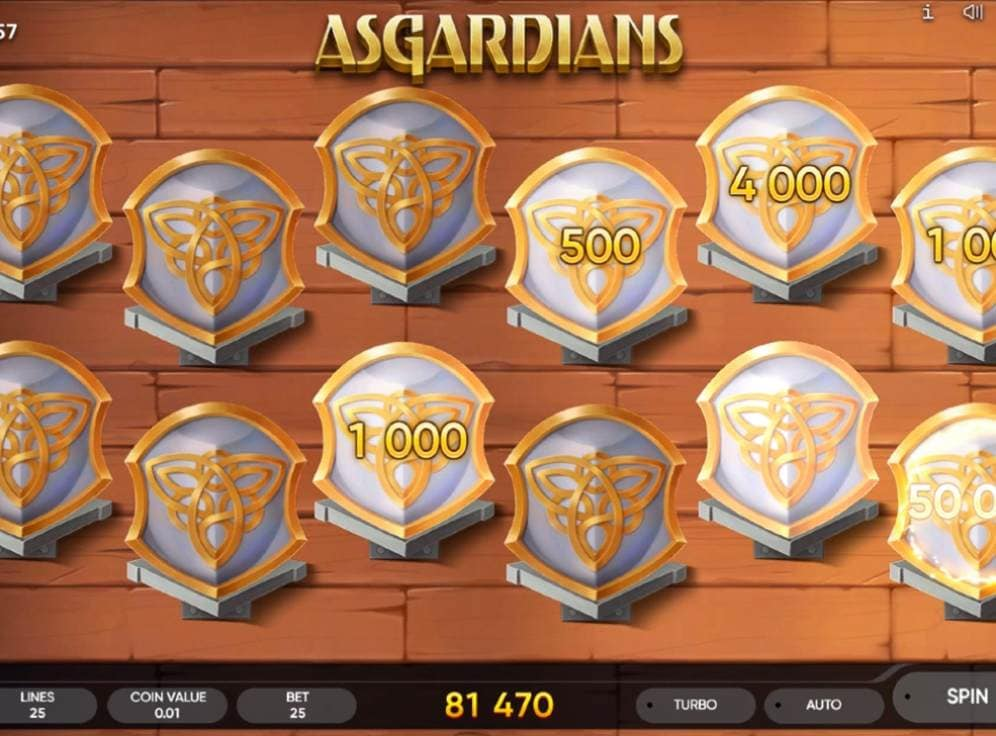 Asgardians Slot #3