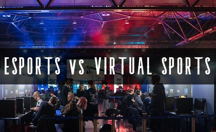 In Focus: Esports vs Virtual Sports